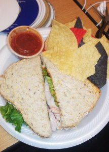 Camille's Cafe - Turkey Deluxe